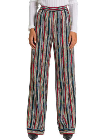 Missoni Knitted Wide Pants
