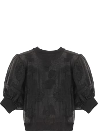 Cecilie Bahnsen Franka Knitted Top