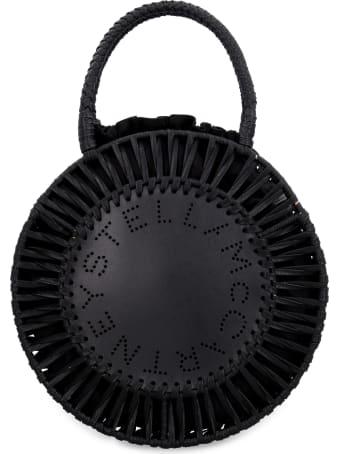 Stella McCartney Perforated Front Logo Bag