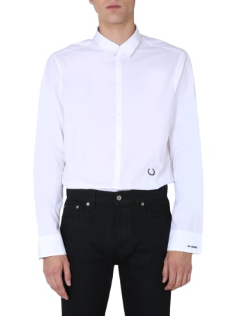 Fred Perry by Raf Simons Slim Fit Shirt