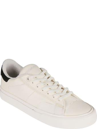 HERON PRESTON Vulcanized Low Top Sneakers