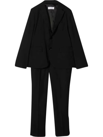 Paolo Pecora Two-piece Single-breasted Teen Suit