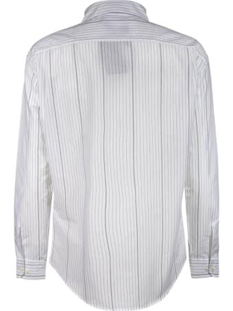 N.21 Regular Fit Stripe Shirt