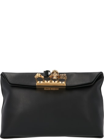 Alexander McQueen Skull Four Ring ' Bag