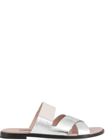 Coliac Leather Sandal