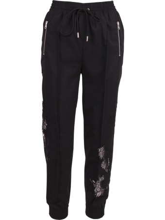 Ermanno Scervino Wool Trousers