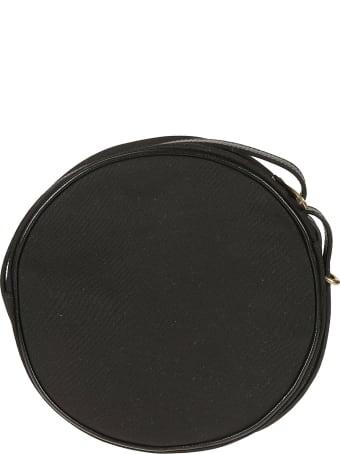 Il Bisonte Round Crossbody Bag