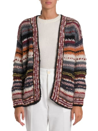 oneonone Multicoloured Cardigan