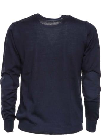 Paolo Pecora Paolo Pecora Blue Sweater