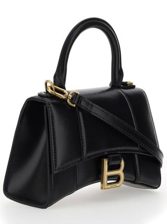 Balenciaga Shiny Box Xs Handbag