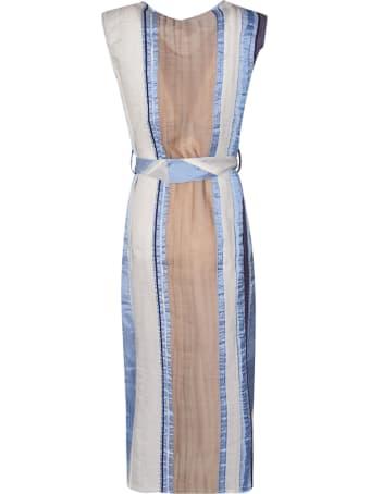 Lorena Antoniazzi Striped Dress
