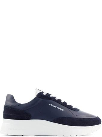 Filling Pieces Blue Moda Jet Runner Sneaker