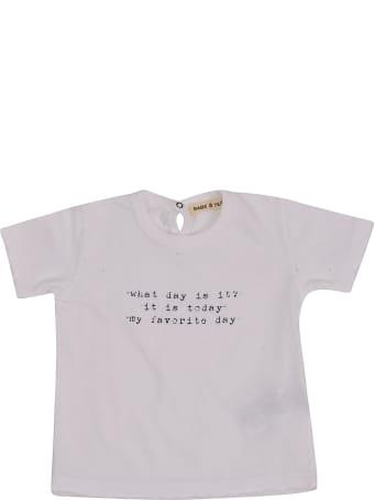 Babe & Tess Printed Short Sleeve T-shirt