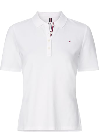 Tommy Hilfiger Tommy Hilfiger White Polo