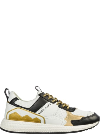 M.O.A. master of arts  Shoes Leather Trainers Sneakers Futura
