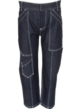 Chloé Straight Leg Jeans