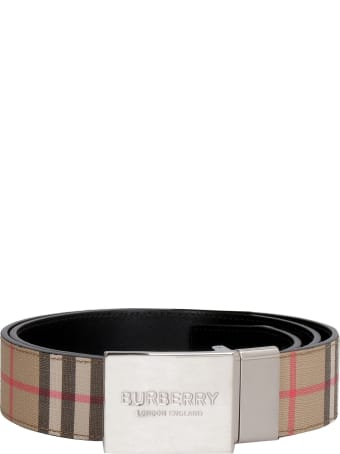 Burberry Belt With Buckle