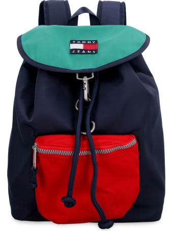 Tommy Jeans Logo Detail Nylon Backpack