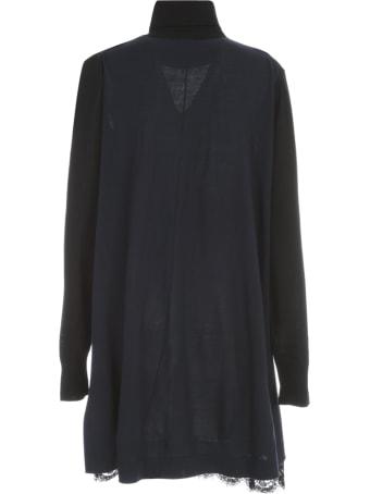 Sacai Wool Knit Dress