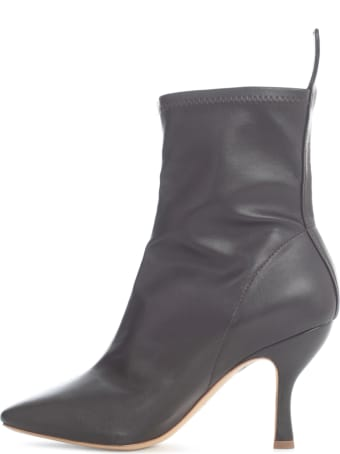 GIA COUTURE Soraya 80mm Stretch Boots