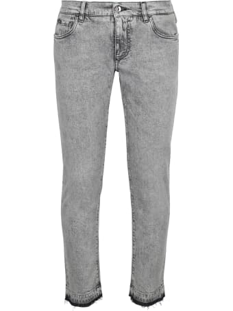 Dolce & Gabbana Stretch Denim Skinny Jeans
