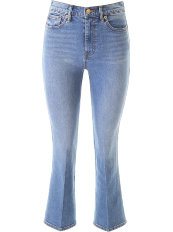 Tory Burch Five Pocket Jeans
