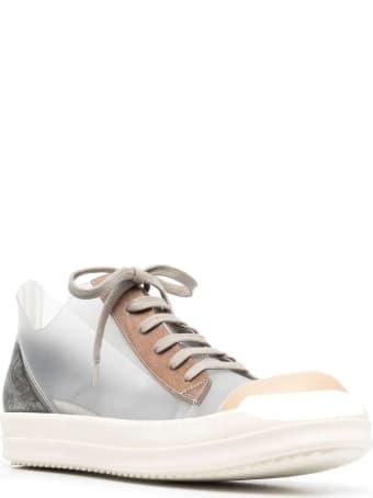 Rick Owens Transparent Low-top Sneakers