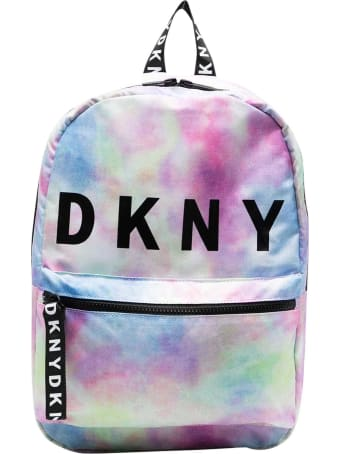 DKNY Multicolor Backpack