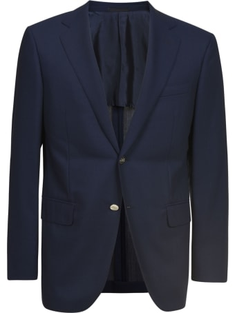 Eddy Monetti Single-Breasted Blazer
