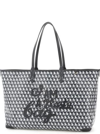 Anya Hindmarch Large Tote Bag I Am A Plastic Bag