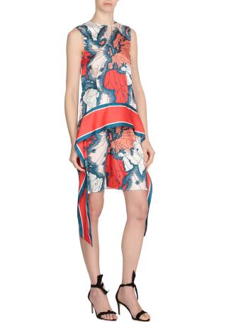 Victoria Victoria Beckham Printed Dress