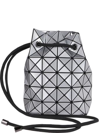 Bao Bao Issey Miyake Silver-tone Pvc Wring Shoulder Bag