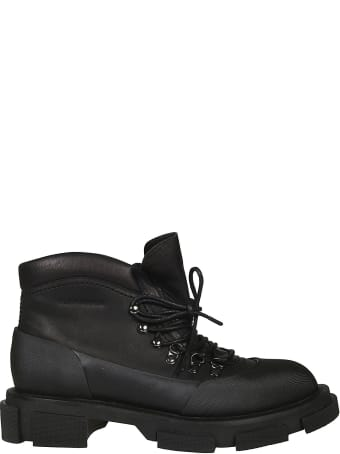 Robert Clergerie Banco Ankle Boots