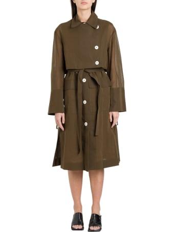Eudon Choi Lois Trench Coat