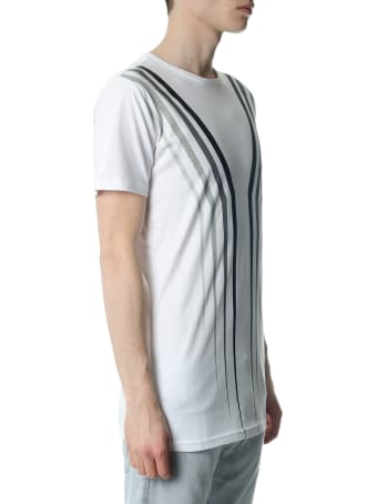 Diesel Black Gold Tyrone Claw White T-shirt