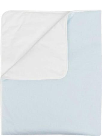 Fendi Light Blue Blanket