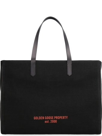 Golden Goose California Canvas Tote Bag