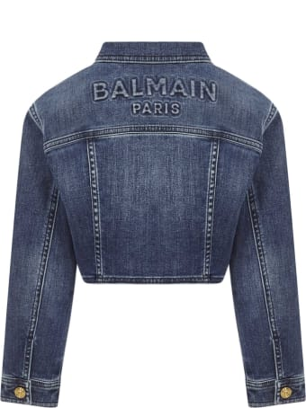Balmain Paris Kids Jackets