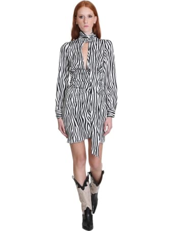 TPN3 Dress In Black Cotton