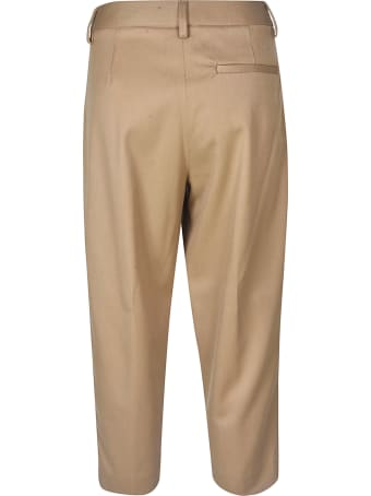Covert Official Cropped Trousers