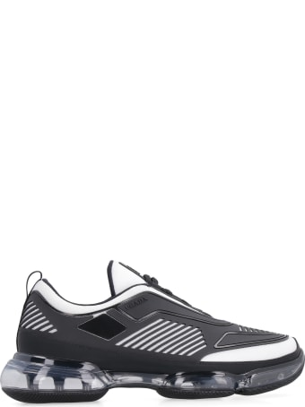 Prada Cloudbust Air Knit Low-top Sneakers
