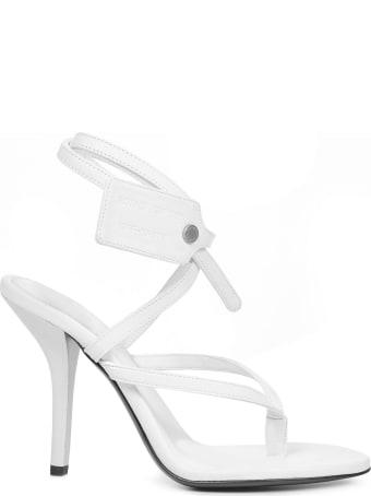 Off-White Ziptie Sandals