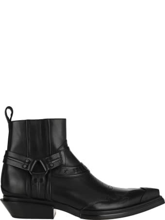 Balenciaga Harness Santiago Boots