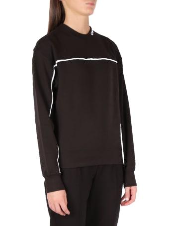 Calvin Klein Jeans Black Cotton Knitwear