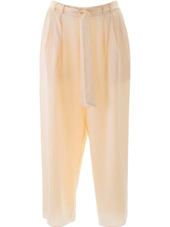 Le Kasha Silk Pamir Trousers
