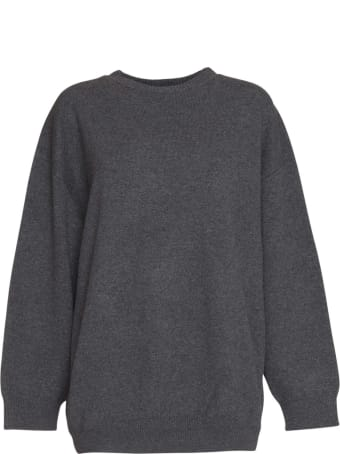 Balenciaga Sweater In Grey