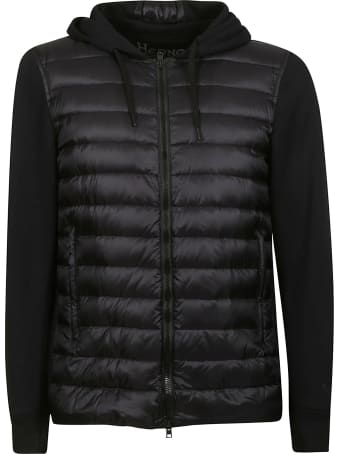 Herno Zip Hooded Padded Jacket