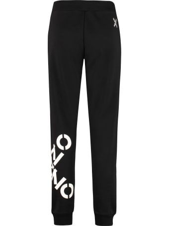 Kenzo Printed Cotton Trousers