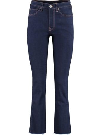 3x1 High-rise Straight-leg Jeans