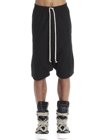 Rick Owens 'rick Pods' Shorts